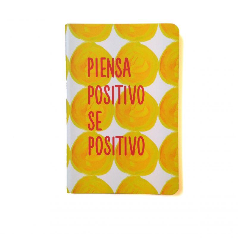 Piensa positivo, sé positivo