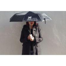 Paraguas plegable Aparta o te saco un ojo